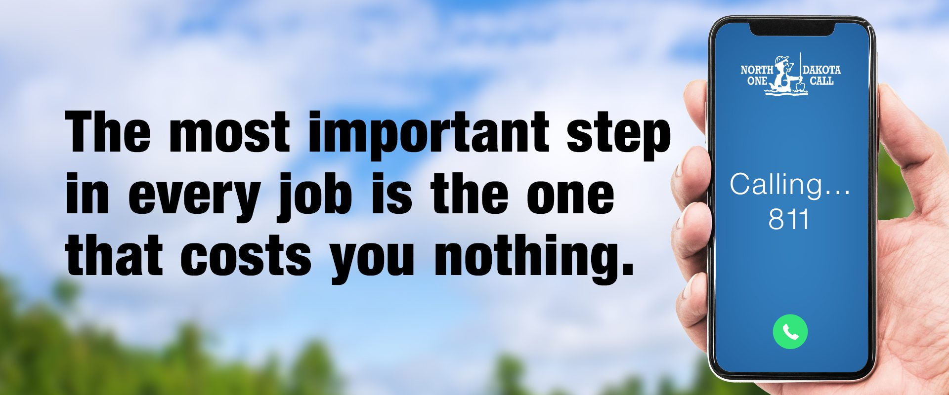 The most important step in every job is the one that costs you nothing.